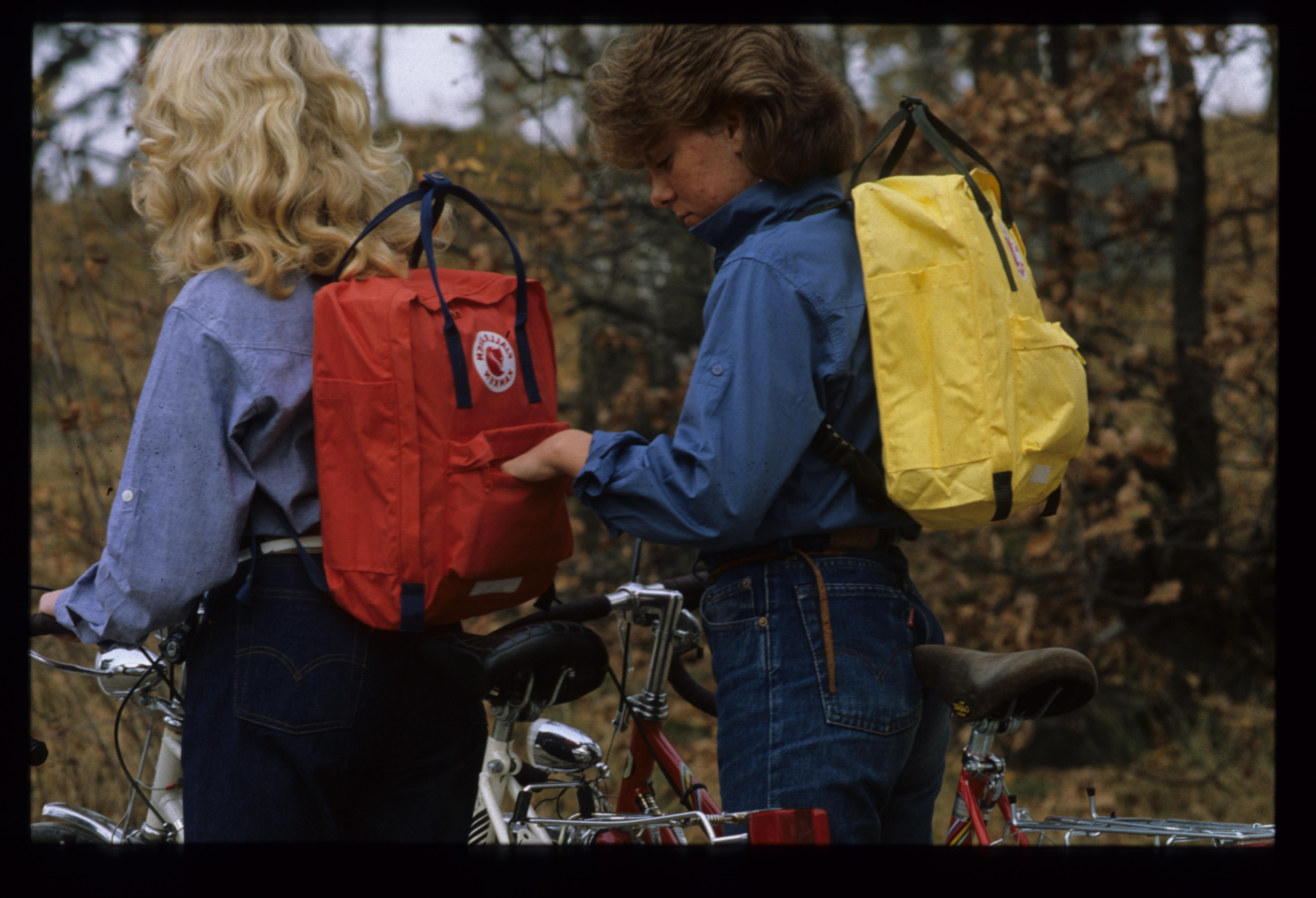 Fjällräven Kånken, las icónicas mochilas más naturalistas