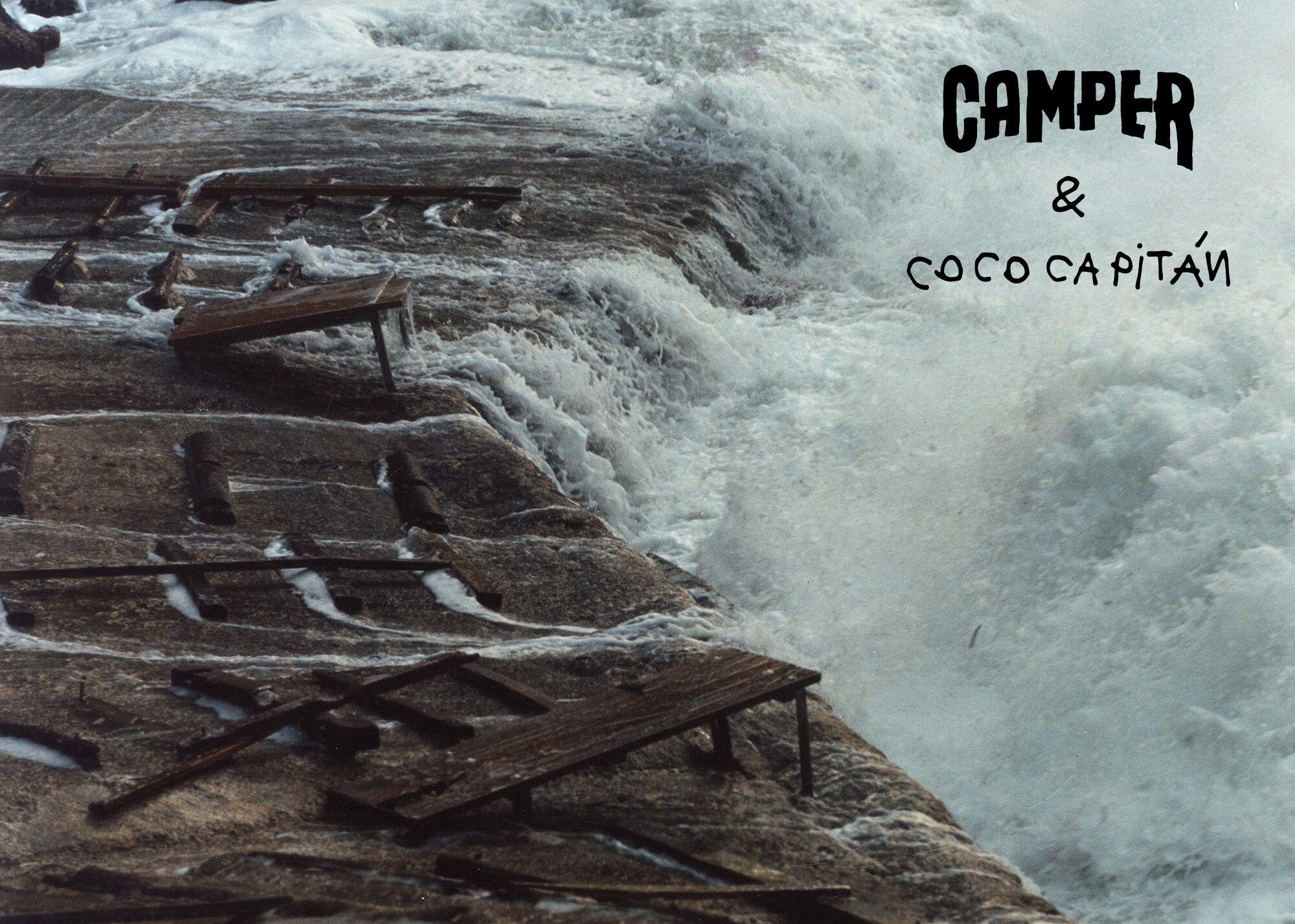 Camper x Coco Capitán presentan Lost Sailor