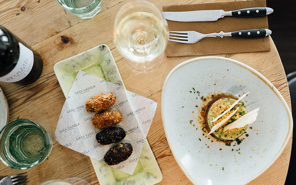 Casa Varela, diez años de comida sin líos en buena compañía