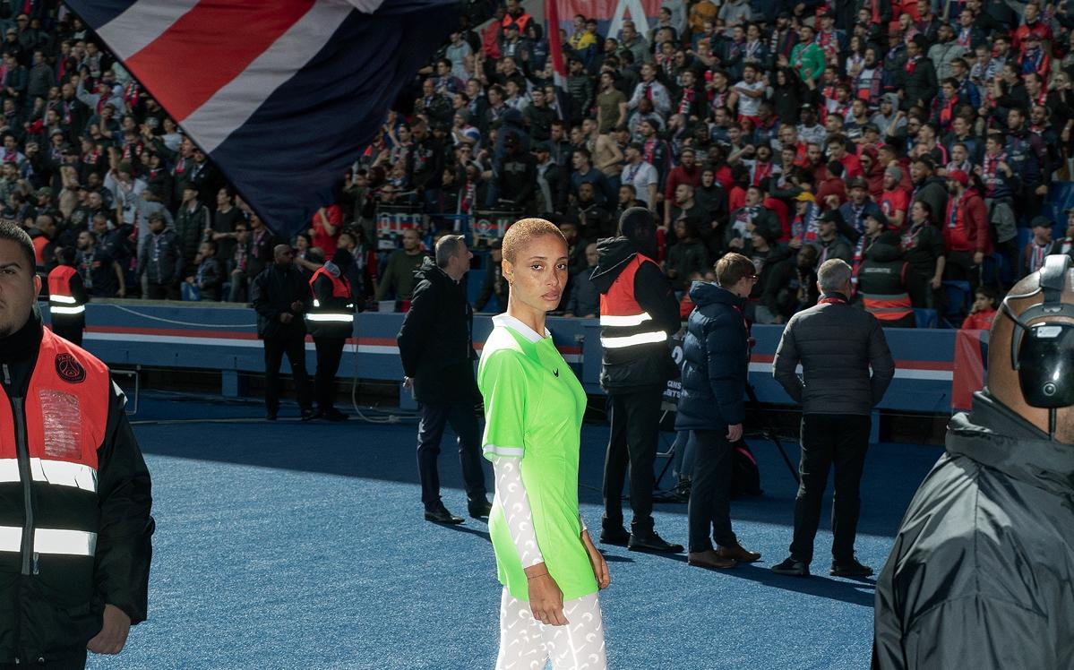 NIKE celebra el Mundial de Fútbol Femenino con Marine Serre, Christelle Kocher, Erin Magee y Yoon Ahn