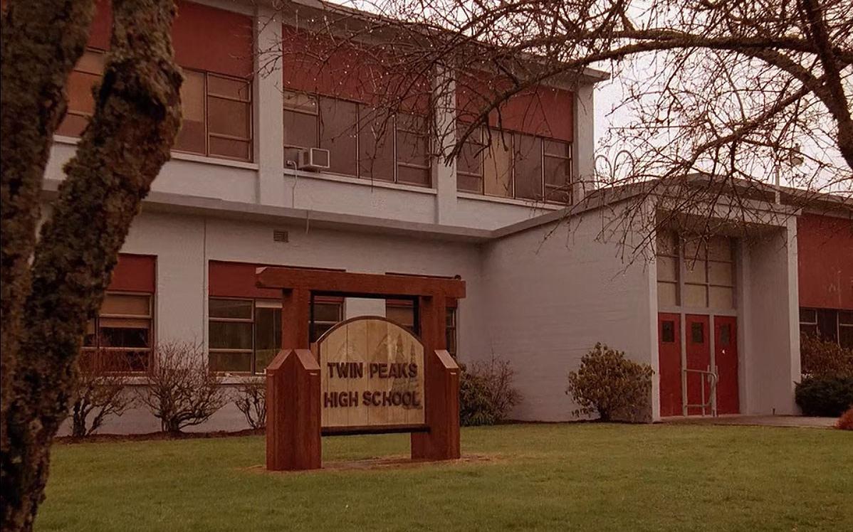 El Twin Peaks High School tiene fecha de demolición