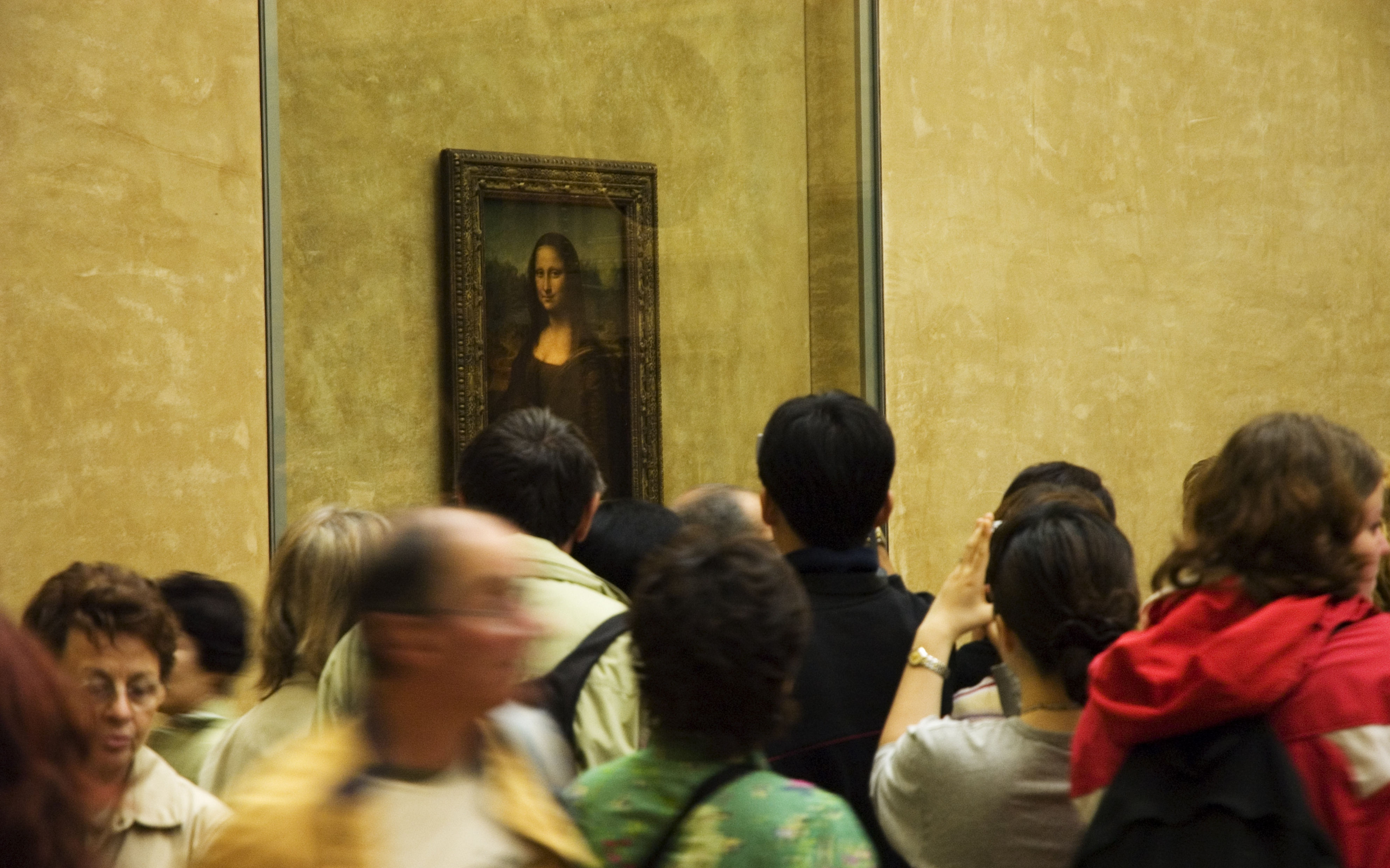 Visitar la Mona Lisa desde casa será posible gracias al Louvre (y la realidad virtual)