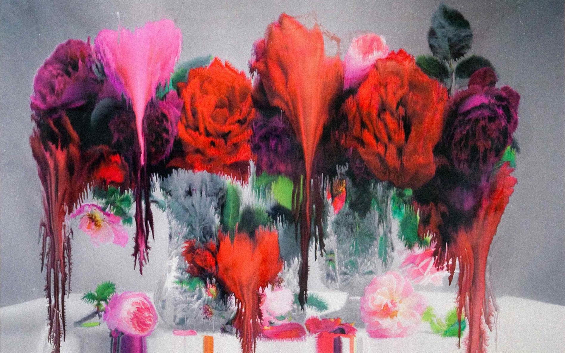 'Roses from My Garden', el particular jardín de Nick Knight