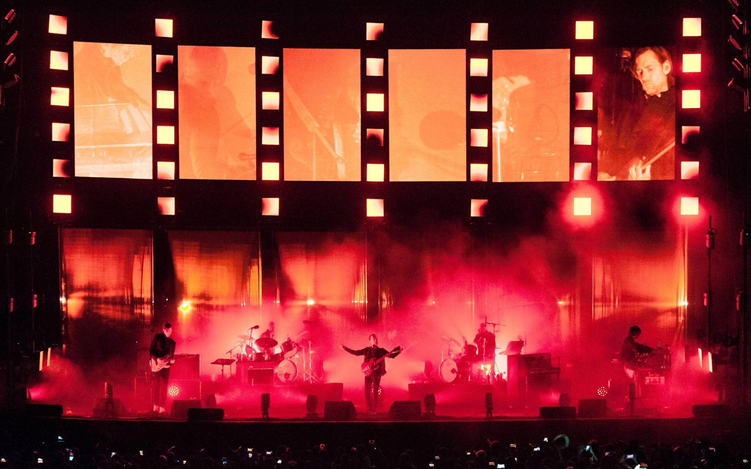 Radiohead pone a la venta 18 horas de música inédita filtrada por una buena causa