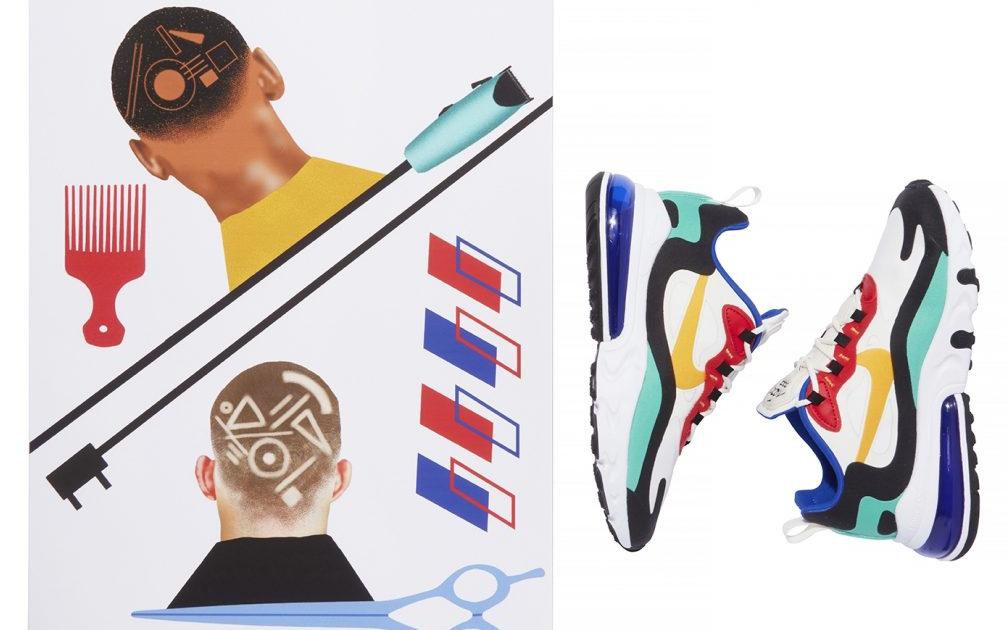 Nike Air Max, rediseñadas por siete creativos inspirados en movimientos artísticos