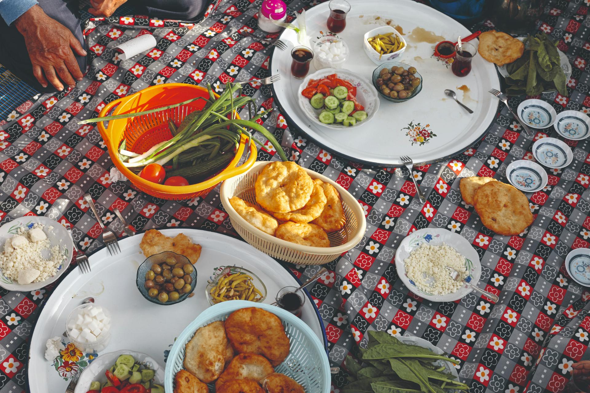 'Turquía Gastronomía', una oda sin precedentes a la impresionante cocina turca