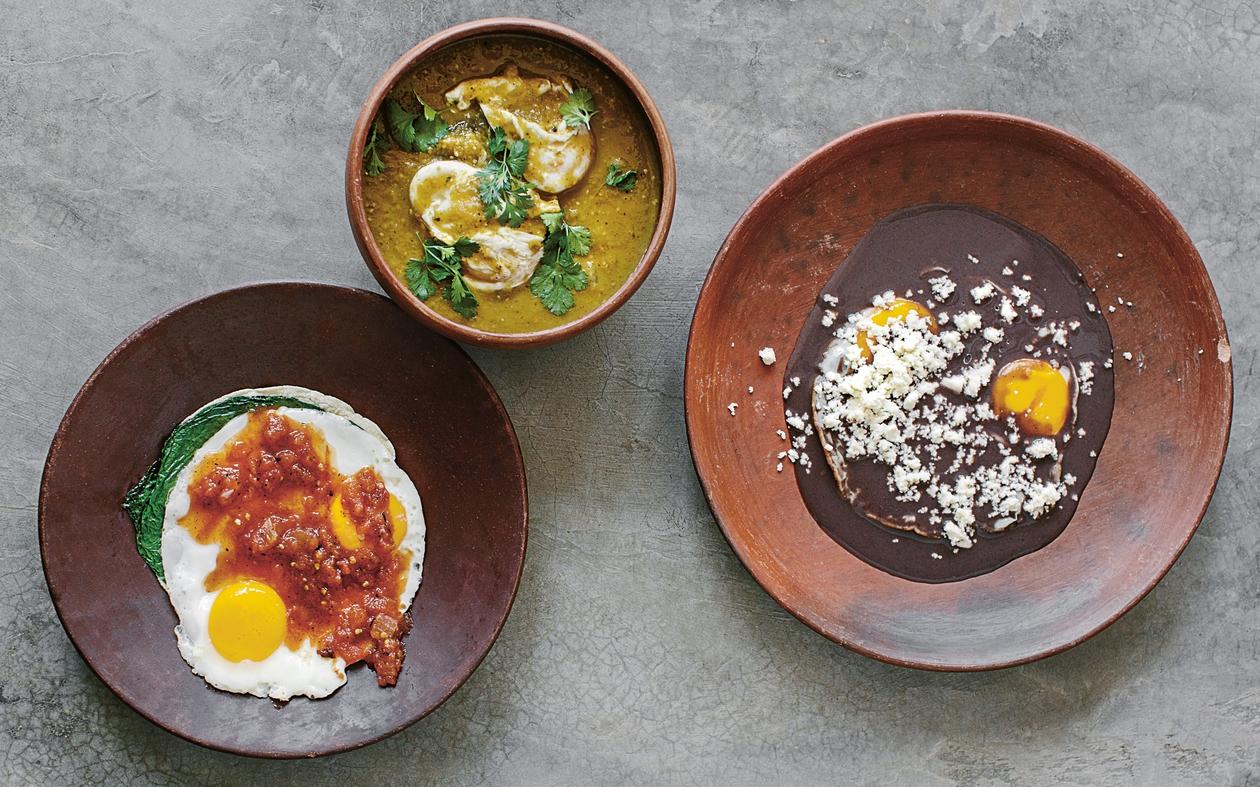 'Tu Casa Mi Casa', la impresionante cocina mexicana vista por Enrique Olvera