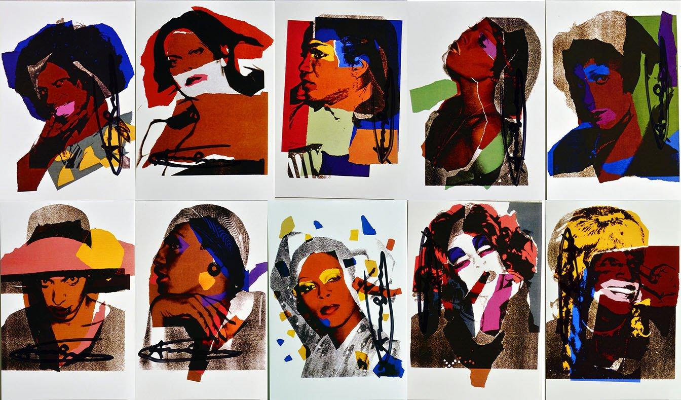 La Tate Modern exhibirá por primera vez los retratos de mujeres transexuales de Andy Warhol