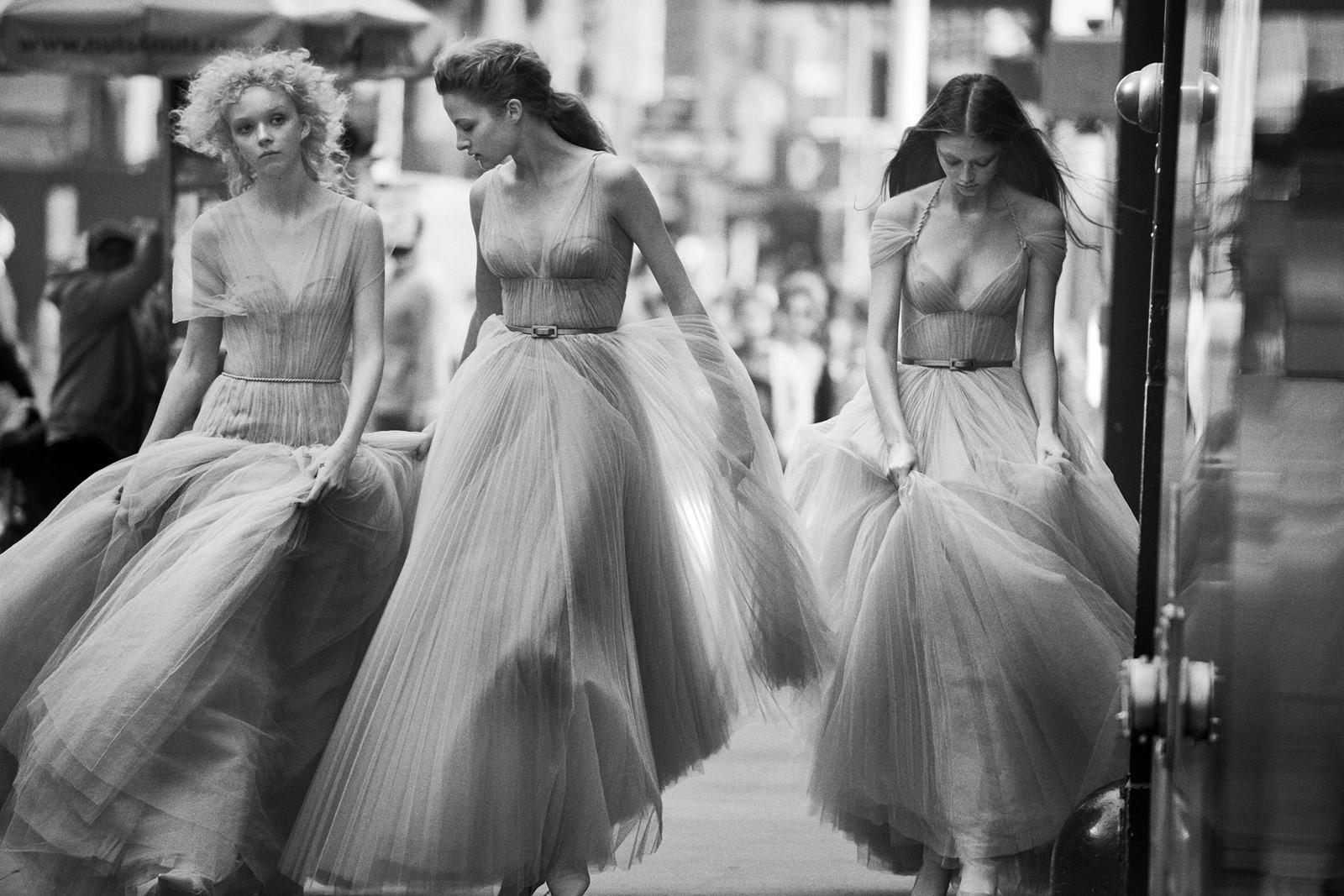 70 años de Dior a través de la mirada de Peter Lindbergh, en Nueva York