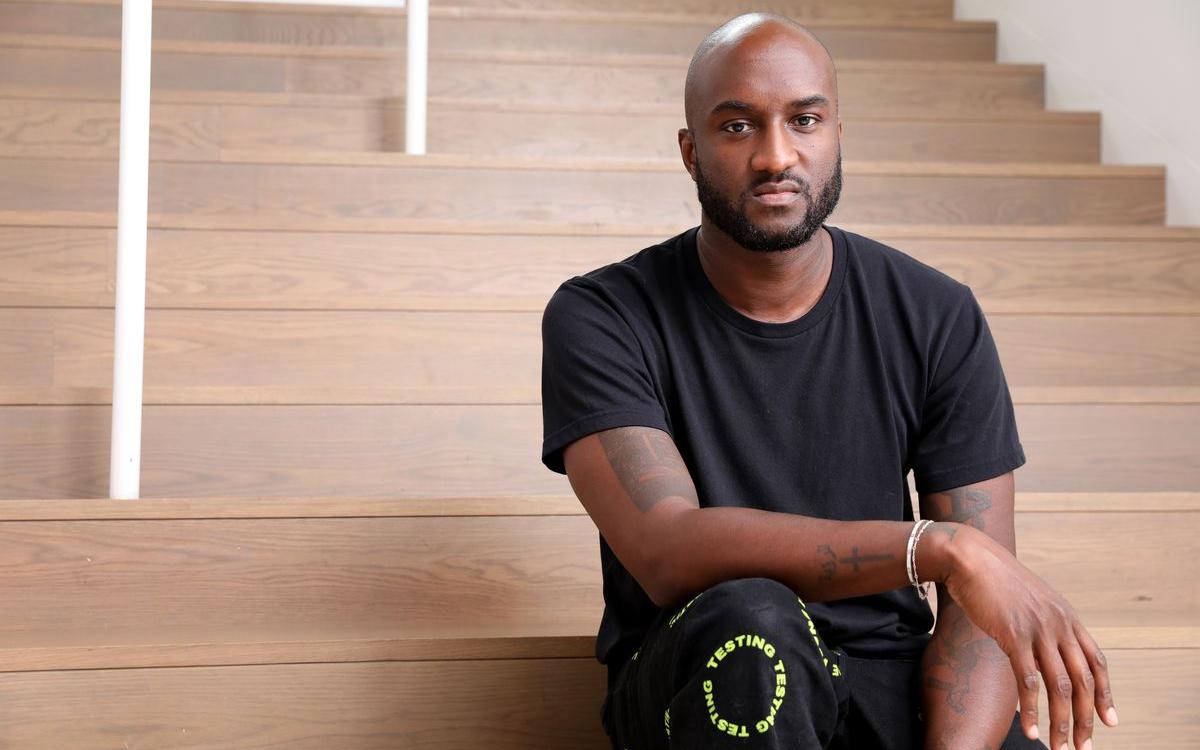 Virgil Abloh estrenará en París su nueva exposición, 'efflorescence'