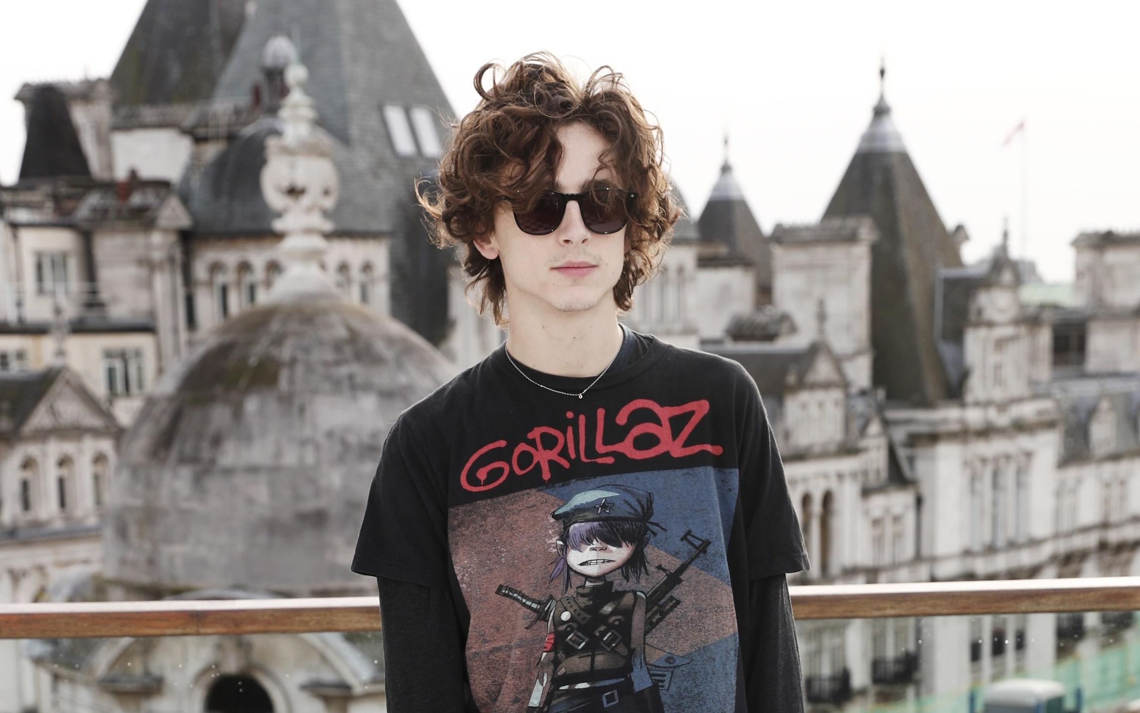 Timothée Chalamet encarnará a Bob Dylan en un nuevo biopic dirigido por James Mangold