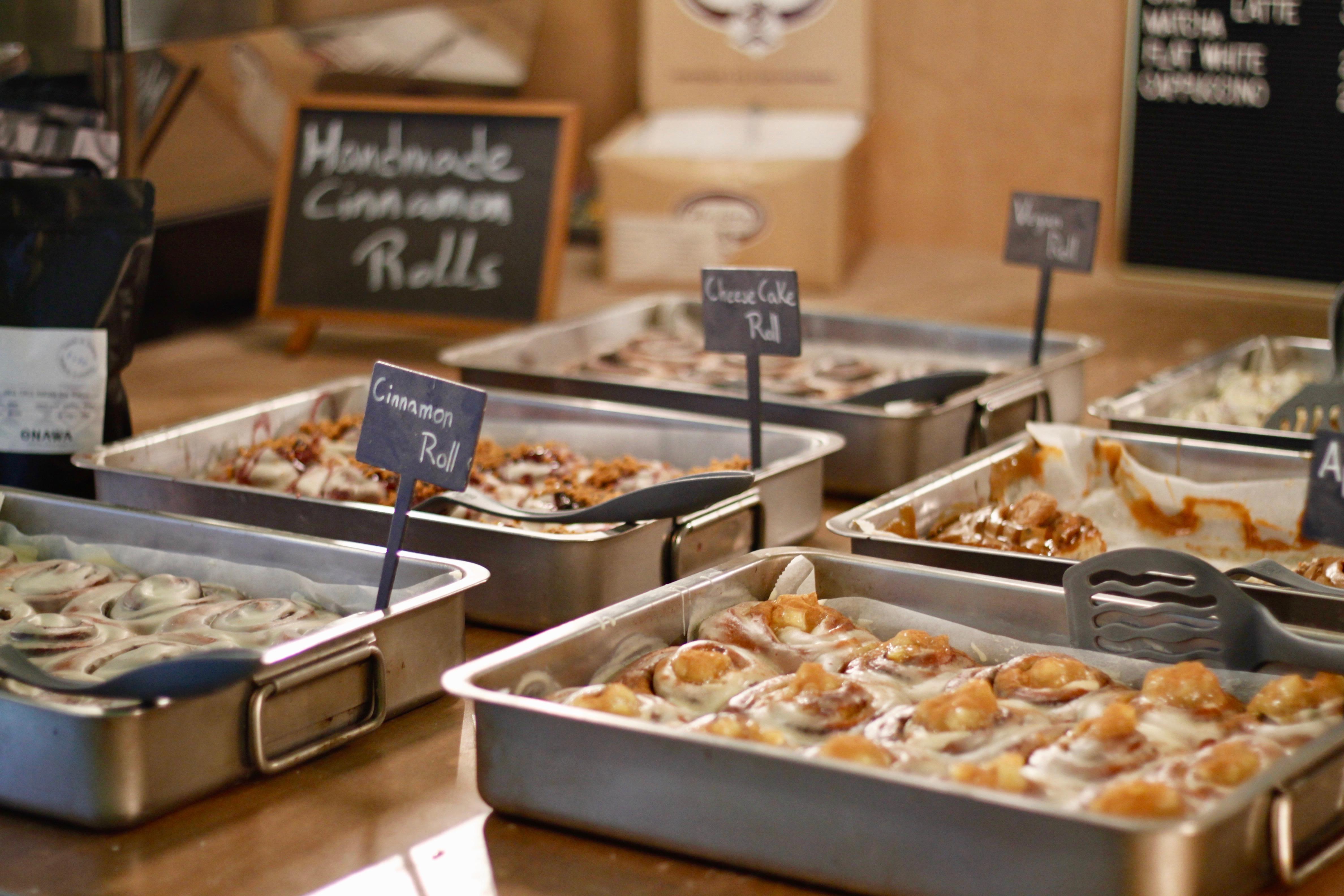 Candela Canela Rolls, el comfort food definitivo está aquí