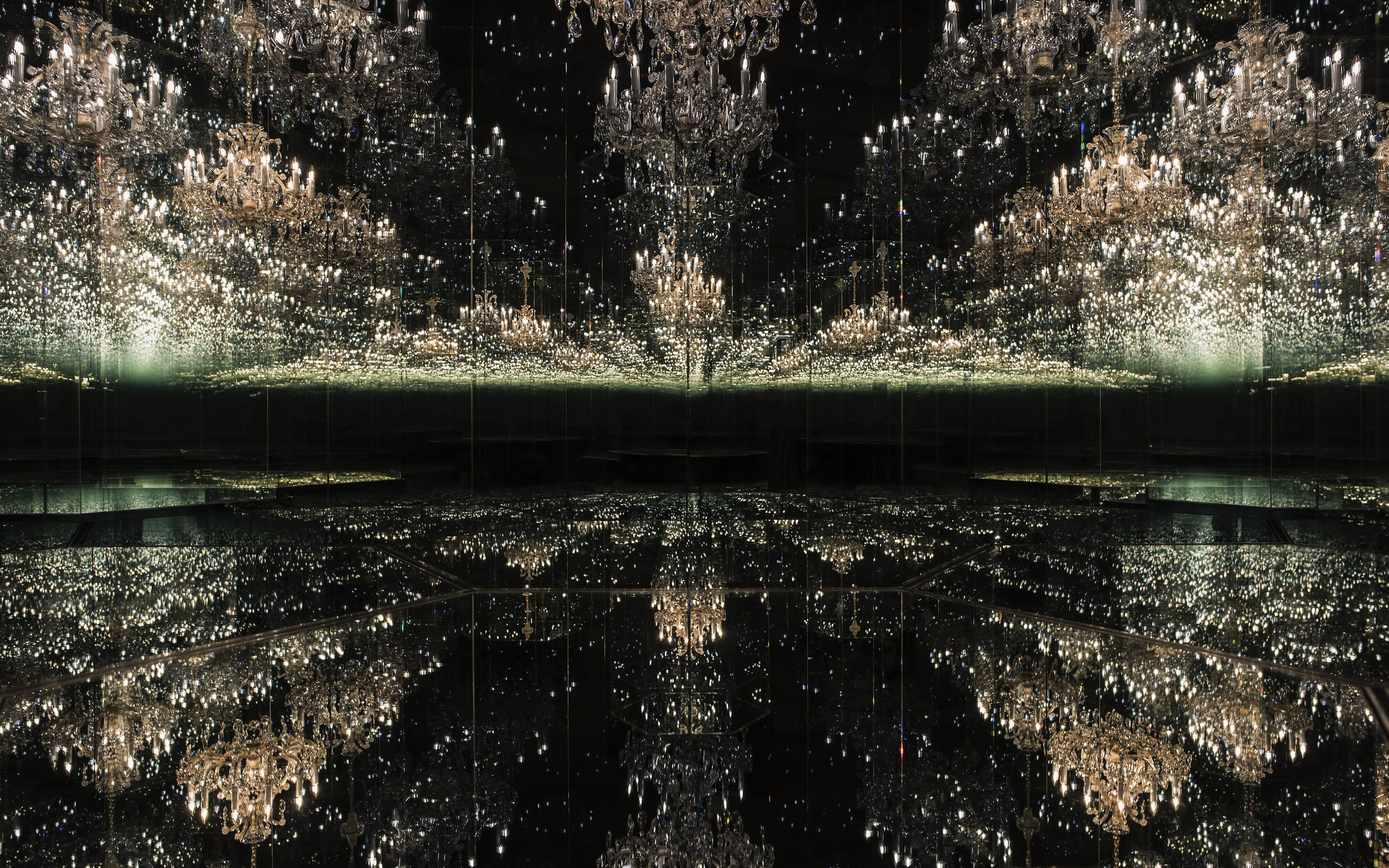 La Tate Modern cumple 20 años y lo celebra con 'Yayoi Kusama: Infinity Rooms'