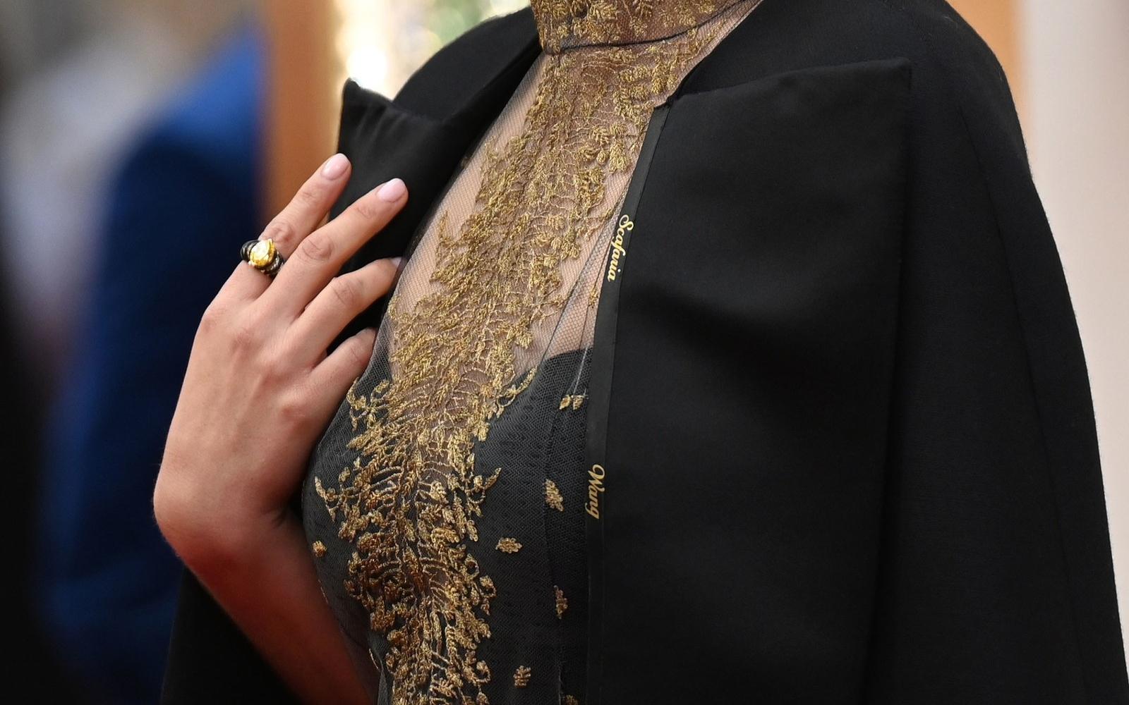 Natalie Portman homenajea a las mujeres directoras ignoradas por la Academia en una predecible alfombra roja