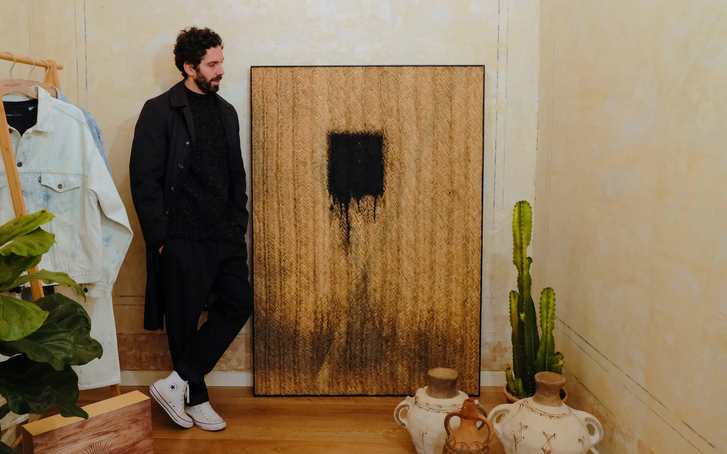 Levi's® Made & Crafted® colabora con el artesano Javier Sánchez Medina en The Tiny Art Fair