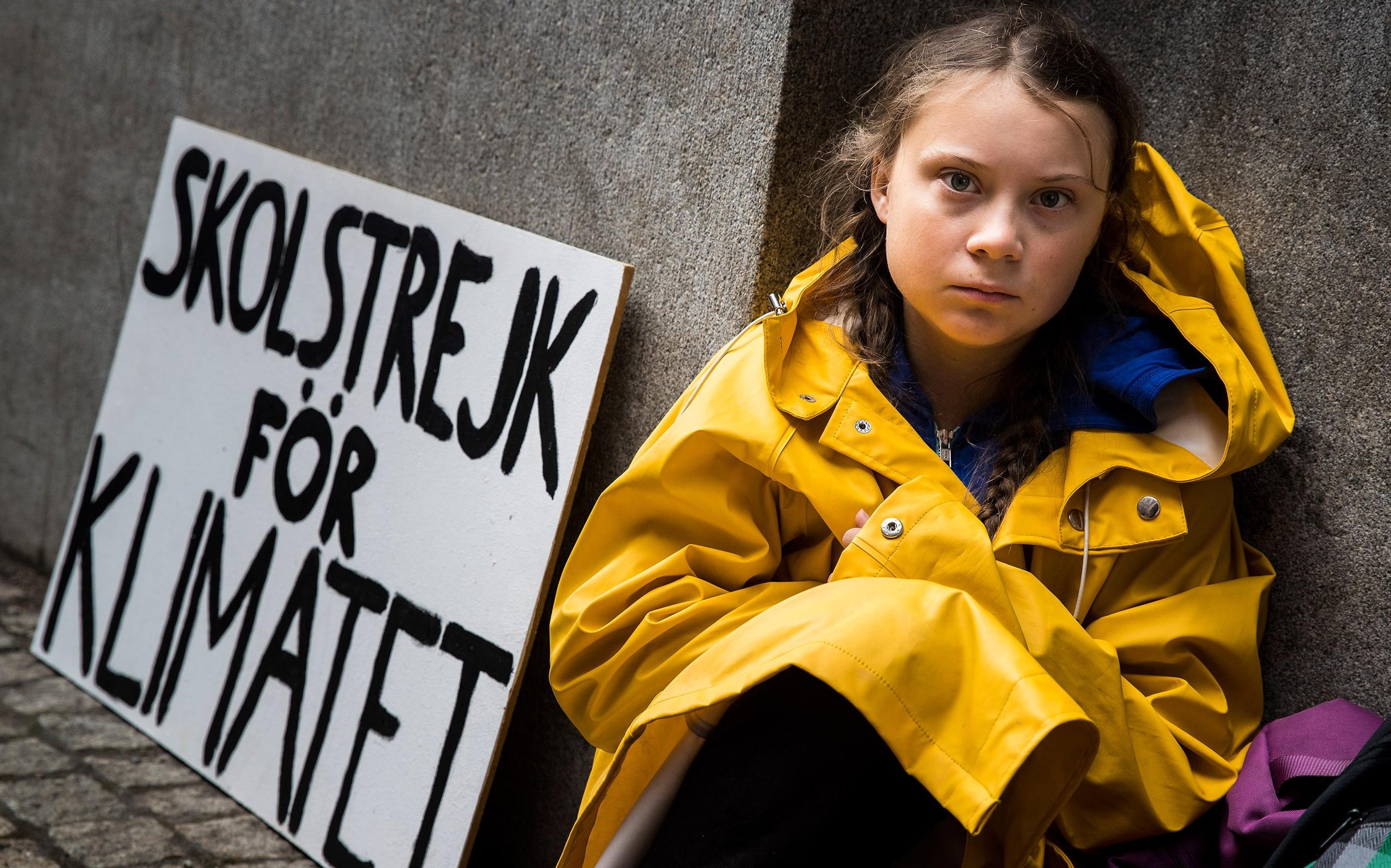 Greta Thunberg prepara una serie documental sobre activismo climático para la BBC