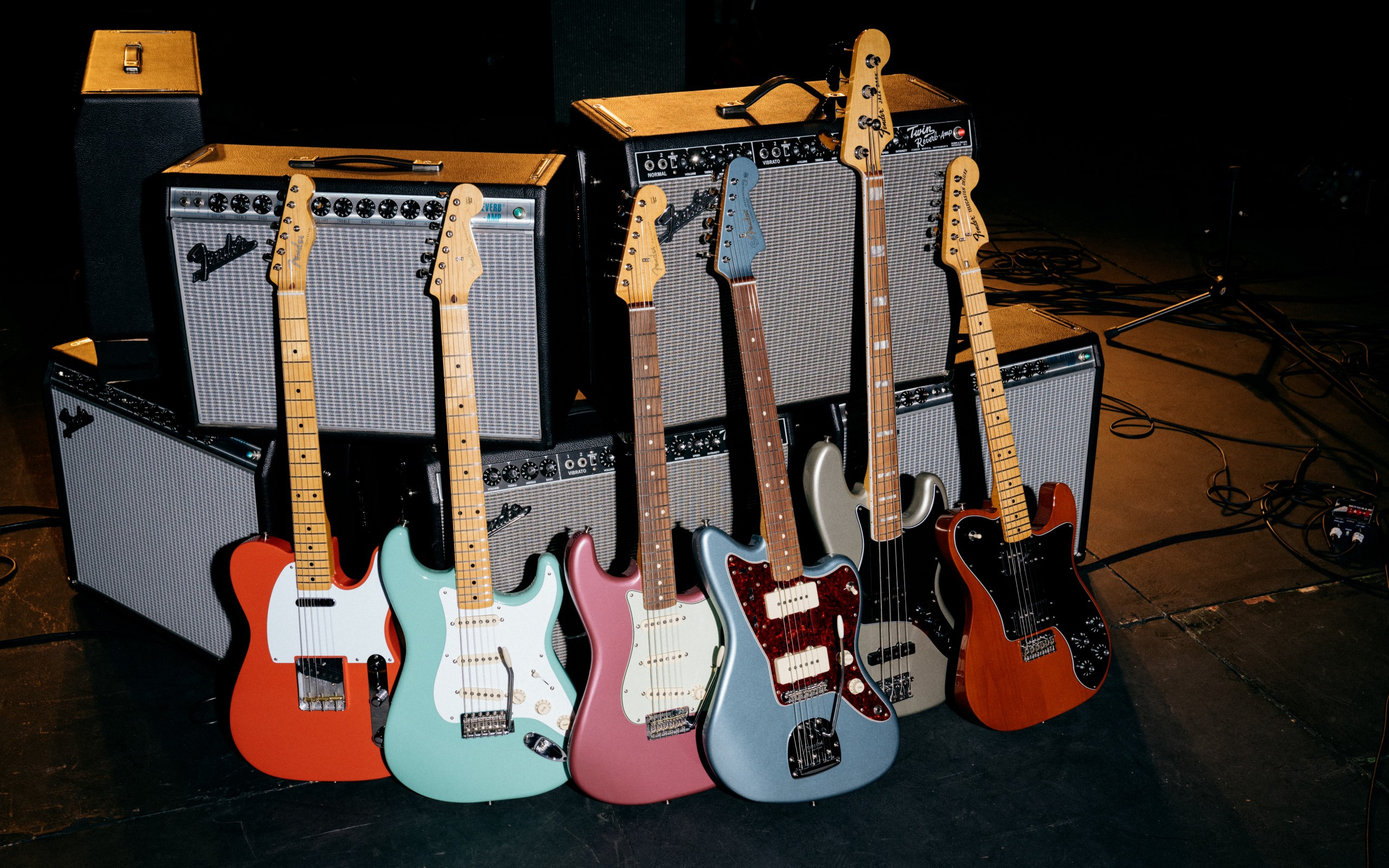 Fender ofrece clases de guitarra gratuitas durante tres meses