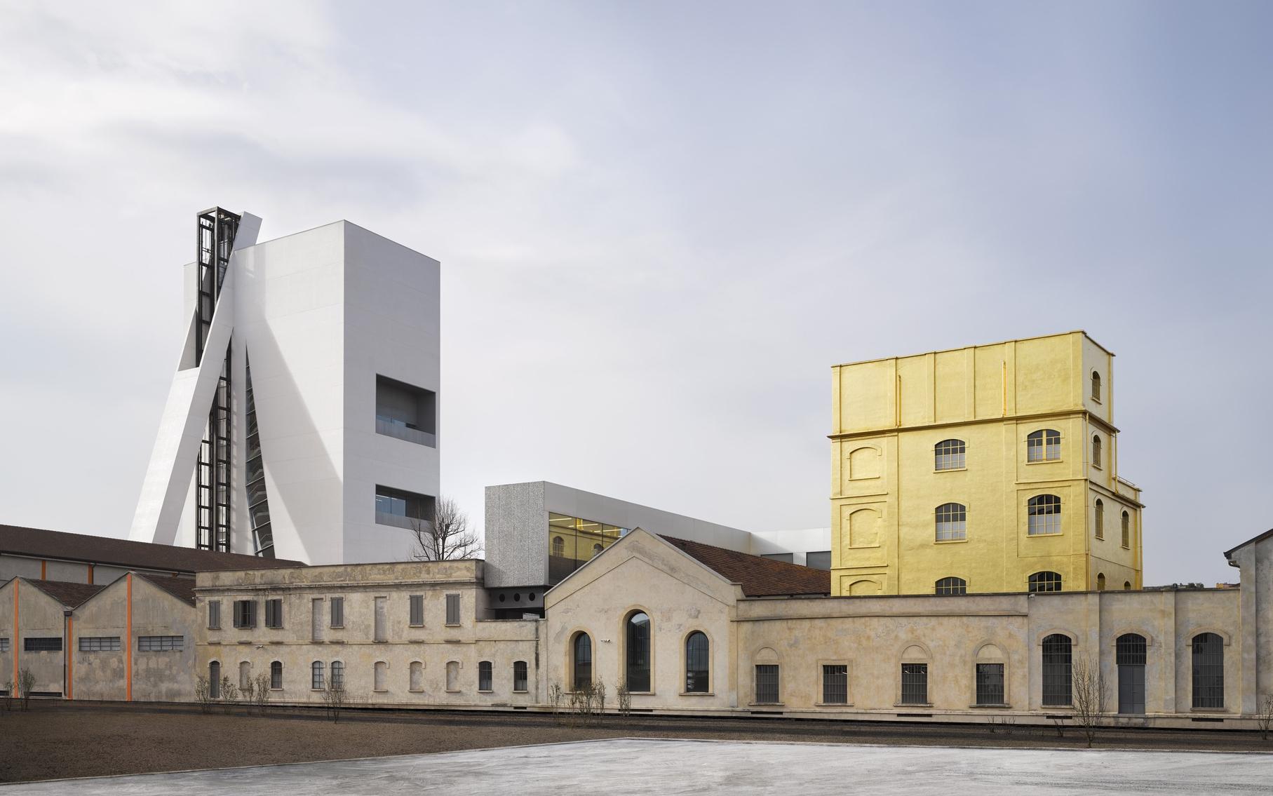 La Fondazione Prada de Milán abre sus puertas de forma virtual
