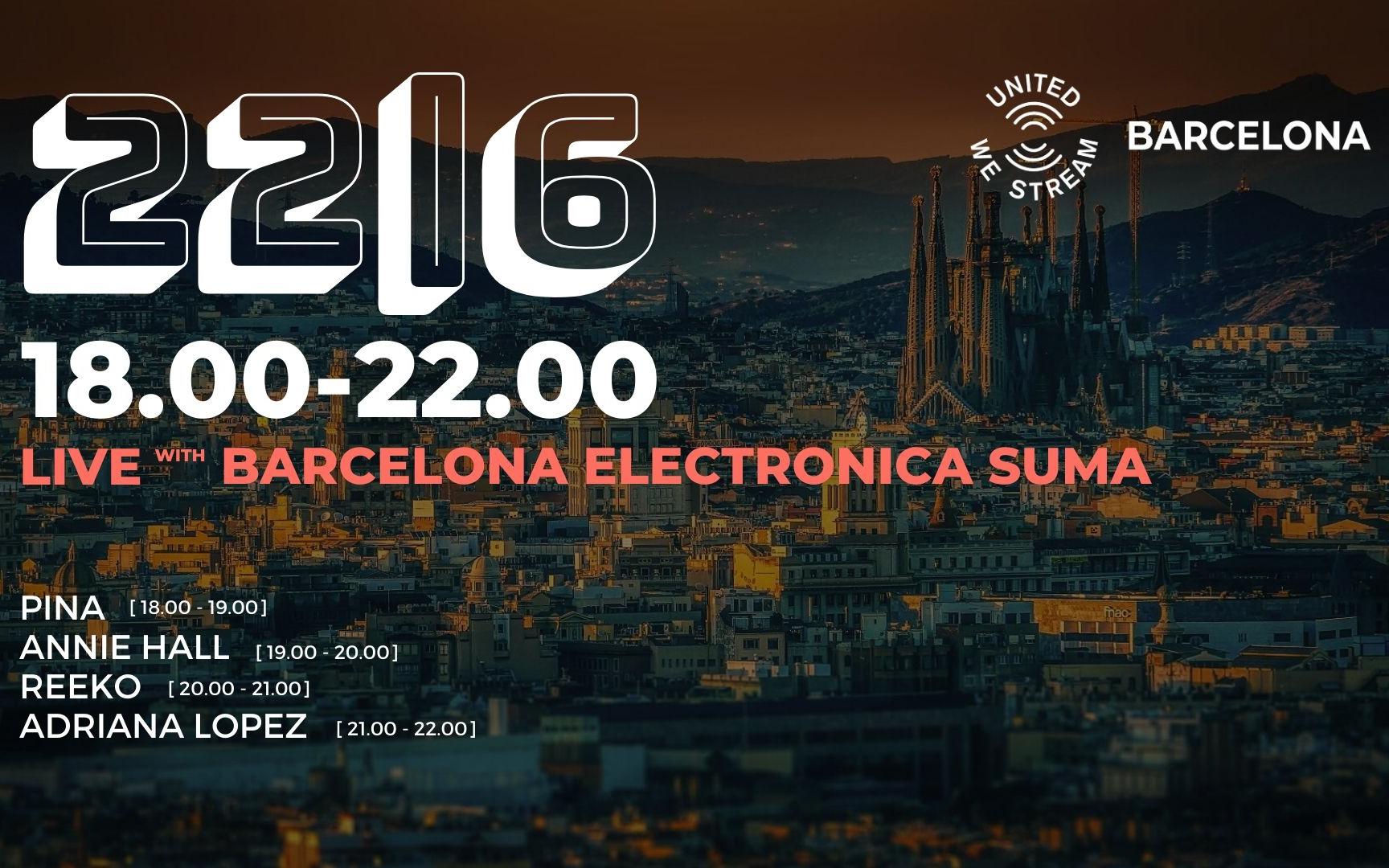 Nace United We Stream Barcelona para salvaguardar la escena de clubs de la ciudad