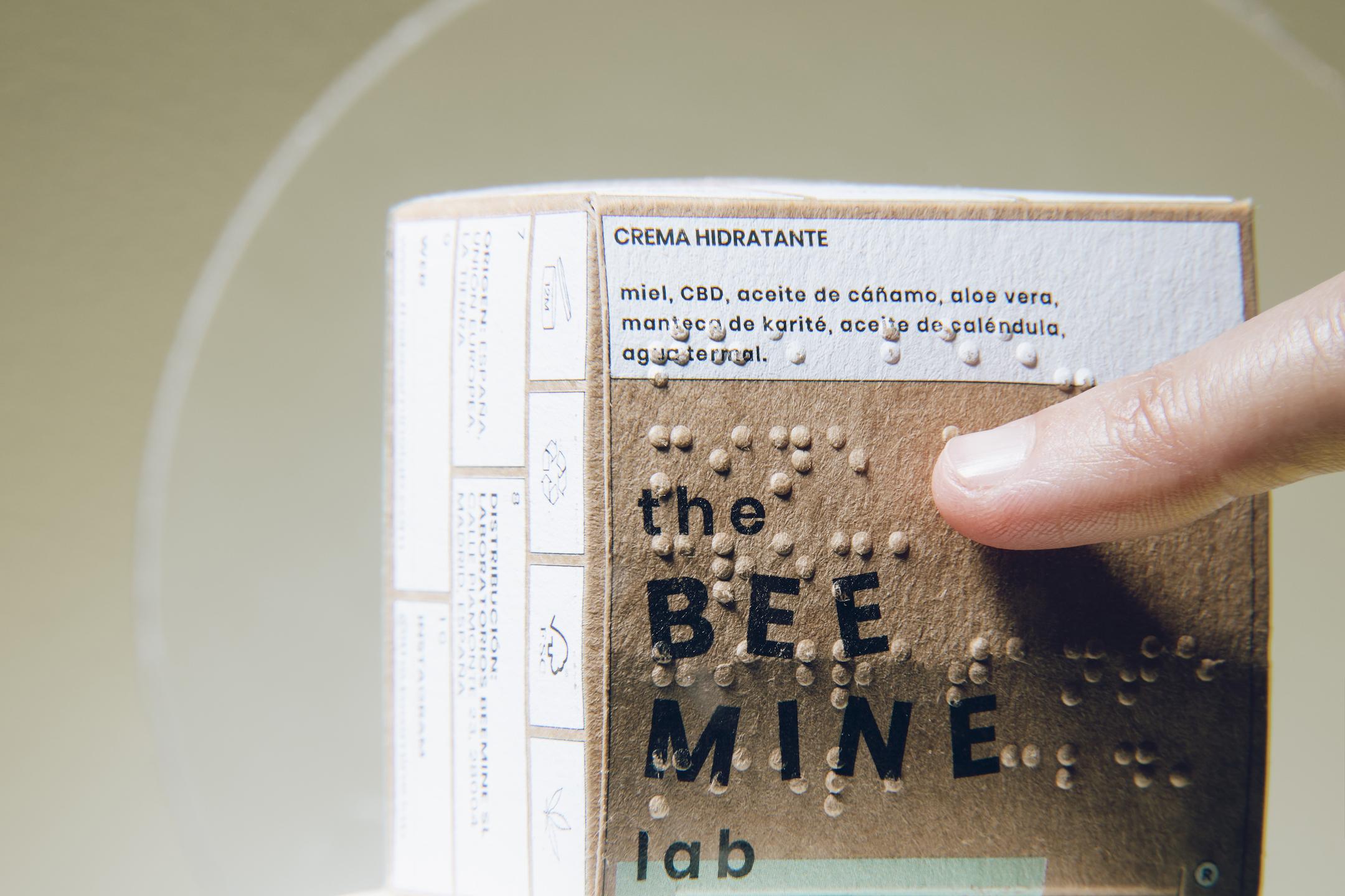 The Beemine Lab tiene la fórmula cosmética ganadora: CBD + miel