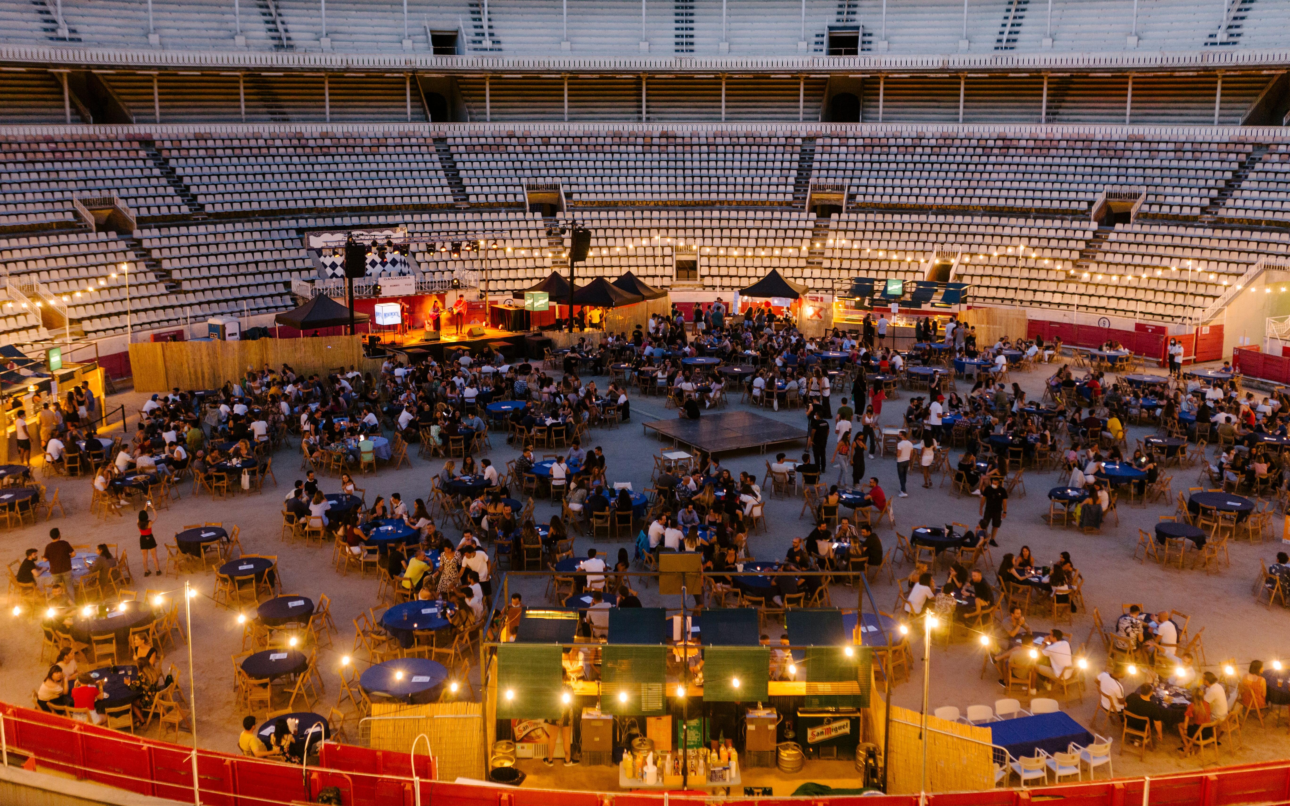 Monumental Club estrena su temporada más ambiciosa del 3 de octubre al 14 de noviembre