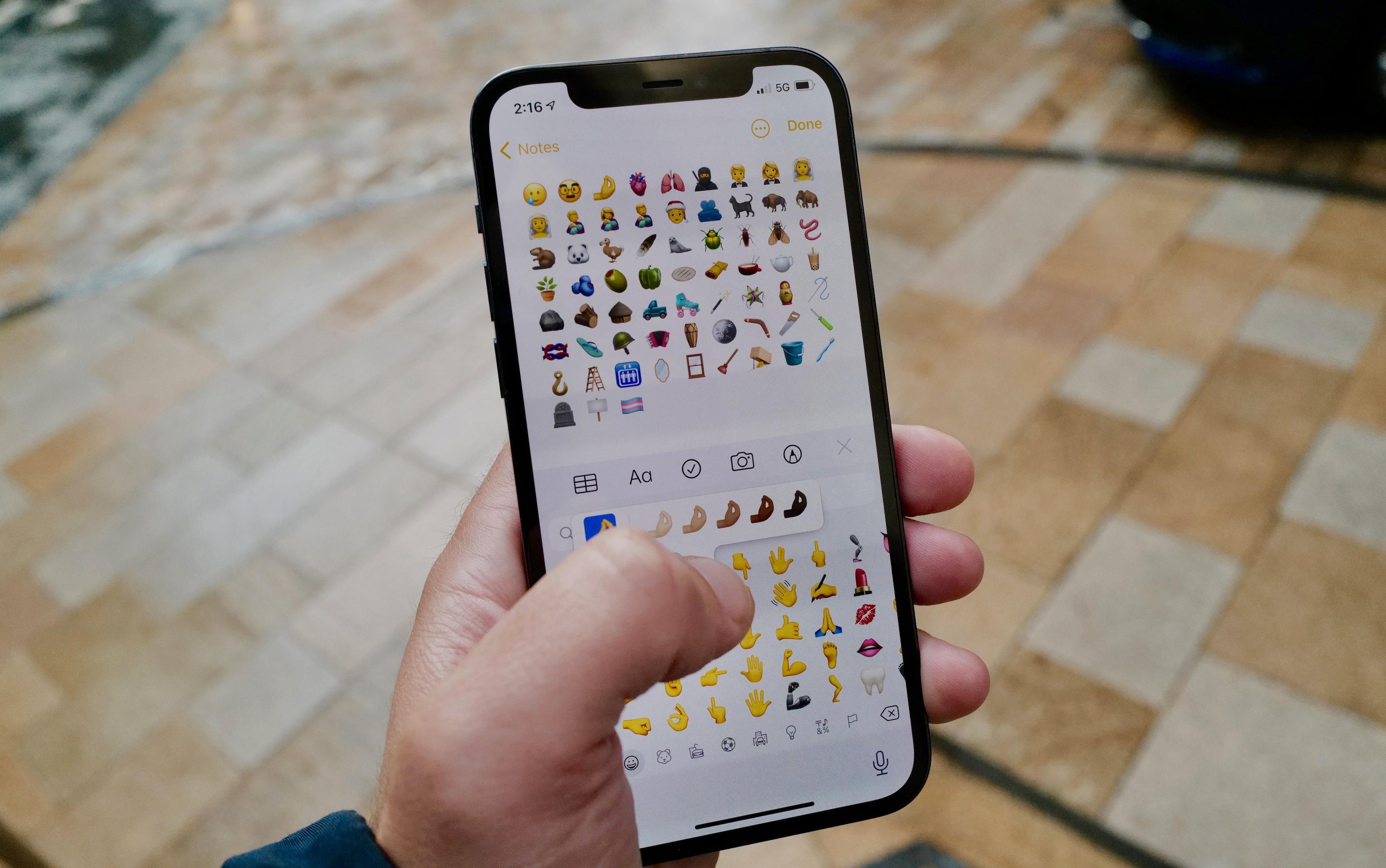 Llegan 117 nuevos emojis cortesía de Apple