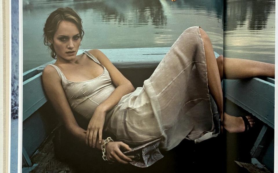 'PRADA 96-98', ¿el mejor libro de fotografía de moda de la historia?