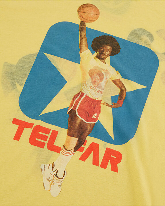 Converse+x+Telfar+Tee_Yellow_3