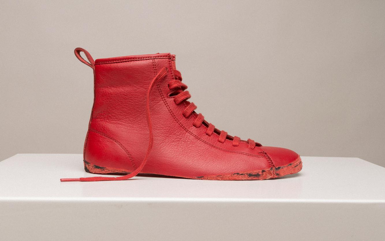 'ReCrafted', la nueva colección de Camper que da una segunda vida a tus zapatos