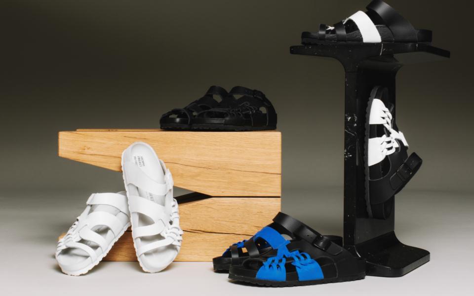 Birkenstock x Central Saint Martins - Ma Fashion Archive Project – Modelo Tallahassee - Foto Matteo Carcelli (0)
