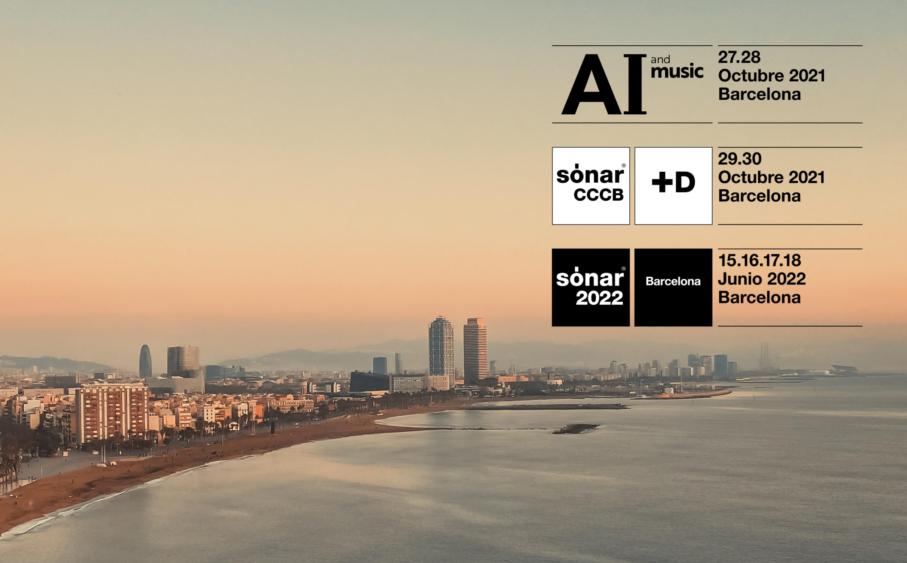 El Sónar Festival se pospone hasta 2022 y presenta dos nuevos festivales para este otoño en Barcelona