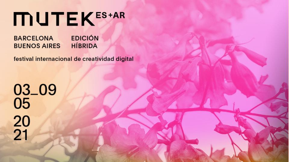 El Festival MUTEK ES+AR 2021 lanza su segunda ola de artistas confirmados