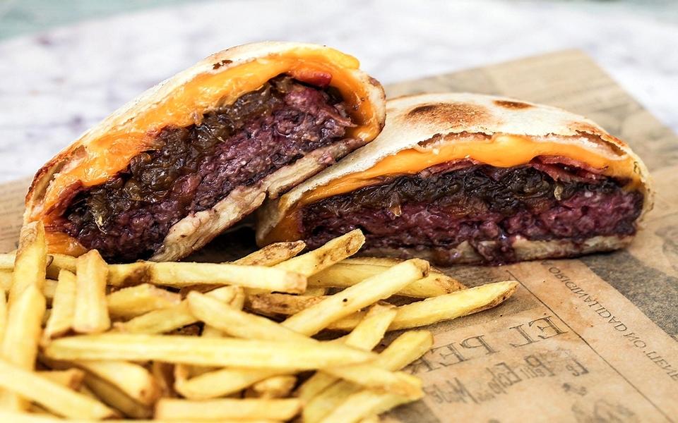 Nugu Burger, hamburguesas cocinadas de camino a casa